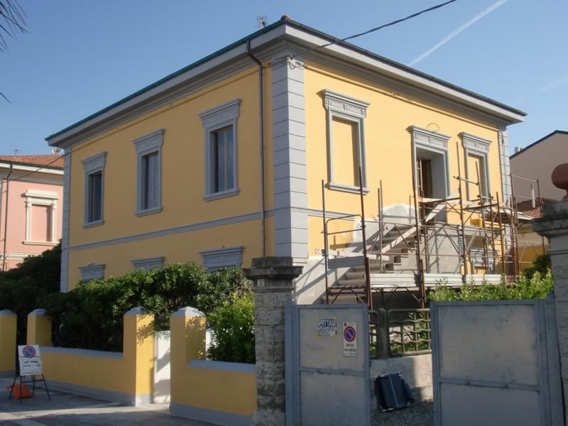 Cornici polistirolo qualit rapidit e risparmio - Cornici finestre in polistirolo ...